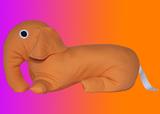 De Olijke Olifant - Oranje_