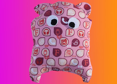 De Hippe Hamster - roze