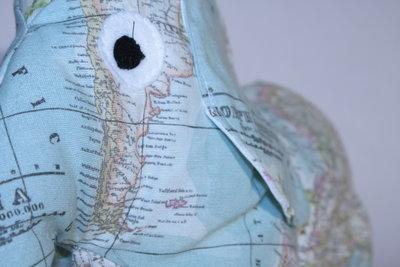 De Olijke Olifant - Wereldstof