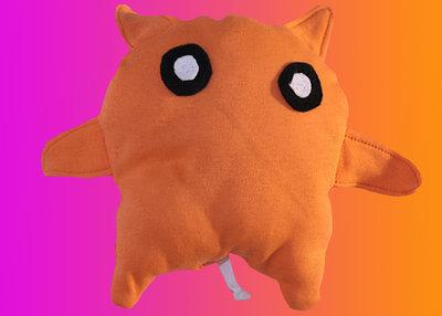 Mijnheer de Uil - Oranje